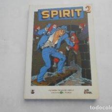 Cómics: SPIRIT DE WILL EISNER Nº 2-- GRANDES HEROES DEL COMIC EL MUNDO. Lote 205511307