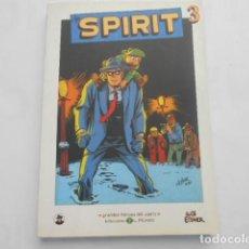 Cómics: SPIRIT DE WILL EISNER Nº 3-- GRANDES HEROES DEL COMIC EL MUNDO. Lote 205511393