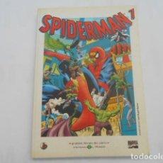 Cómics: SPIDERMAN Nº 1-- GRANDES HEROES DEL COMIC EL MUNDO. Lote 205511913