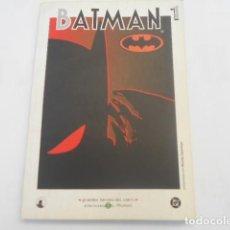 Cómics: BATMAN Nº 1-- GRANDES HEROES DEL COMIC EL MUNDO. Lote 205511992