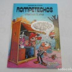 Cómics: ROMPETECHOS-COMBINADO DE RISAS. Lote 205515902