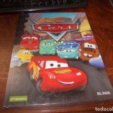 Comics : CARS DISNEY PIXAR, EL PAÍS IBERDROLA. PRECINTADO. Lote 206430137