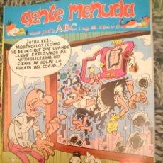 Cómics: GENTE MENUDA N 75. Lote 206892677