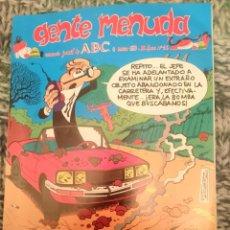 Cómics: GENTE MENUDA N 16. Lote 206892992