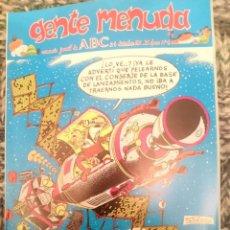 Cómics: GENTE MENUDA N 6. Lote 206893440