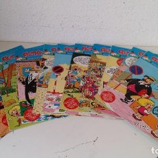 """Cómics: COMICS ANTIGUO DOMINICAL """"GENTE MENUDA"""" DEL DIARIO ABC LOTE DE 12 AÑO 1990 III EDICIÓN VER FOTOS. Lote 211578801"""