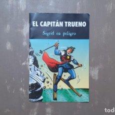 Cómics: EL CAPITÁN TRUENO - SIGRID EN PELIGRO - 2003. Lote 212135978