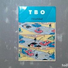 Cómics: T B O - PRIORIDAD - 2003. Lote 212136065