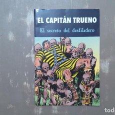 Cómics: EL CAPITÁN TRUENO - EL SECRETO DEL DESFILADERO - 2003. Lote 212136720