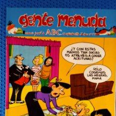 Cómics: ~ CÓMIC GENTE MENUDA ABC ZIPI Y ZAPE , NÚMERO 44, SEPTIEMBRE 1990, PREGUNTE POR SUS FALTAS ~. Lote 212512777