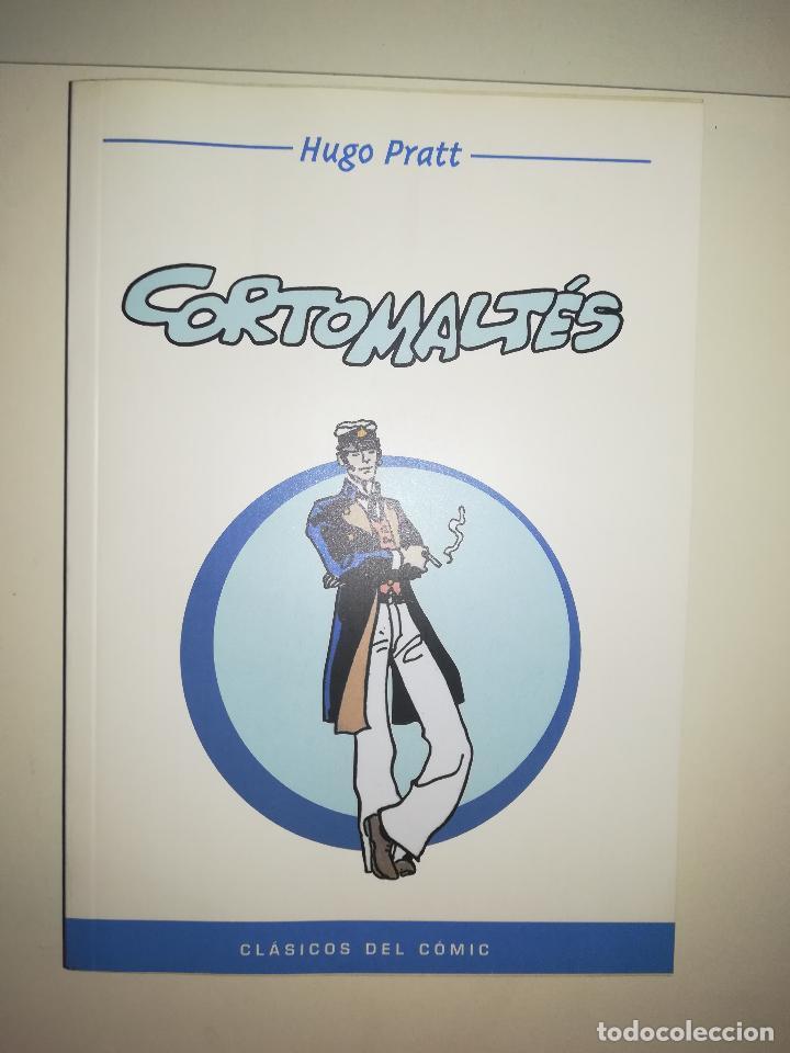 CORTO MALTES (CLASICOS DEL COMIC) (Tebeos y Comics - Suplementos de Prensa)