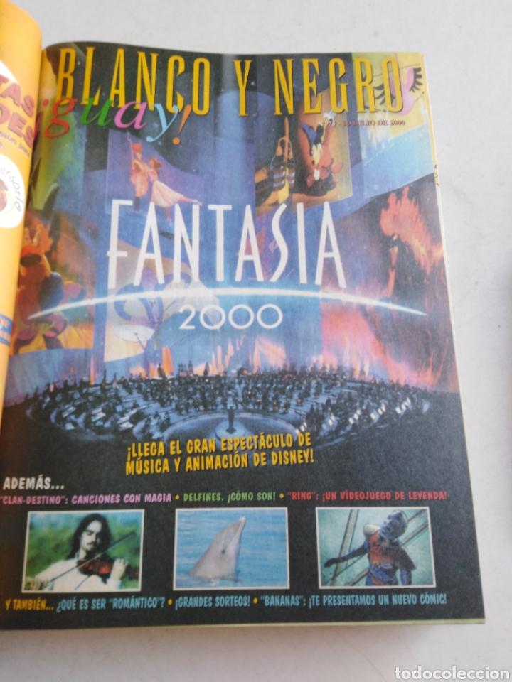 Cómics: Lote de 39 revistas blanco y negro guay ( 2000-2001 ) - Foto 4 - 212996473