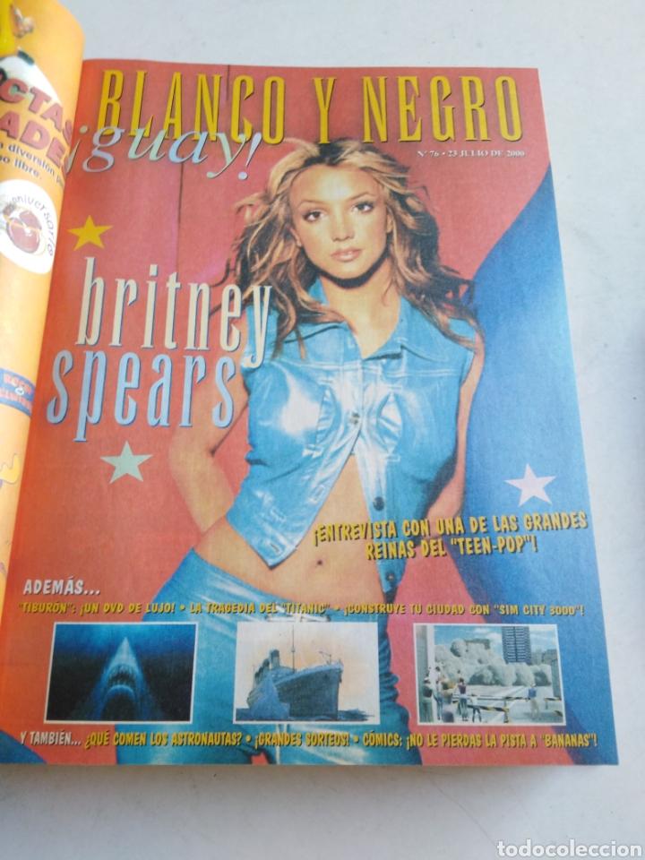 Cómics: Lote de 39 revistas blanco y negro guay ( 2000-2001 ) - Foto 5 - 212996473