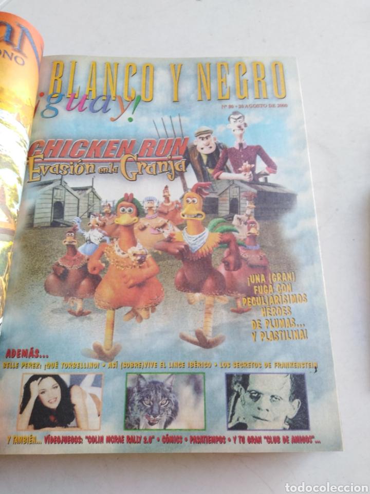 Cómics: Lote de 39 revistas blanco y negro guay ( 2000-2001 ) - Foto 7 - 212996473