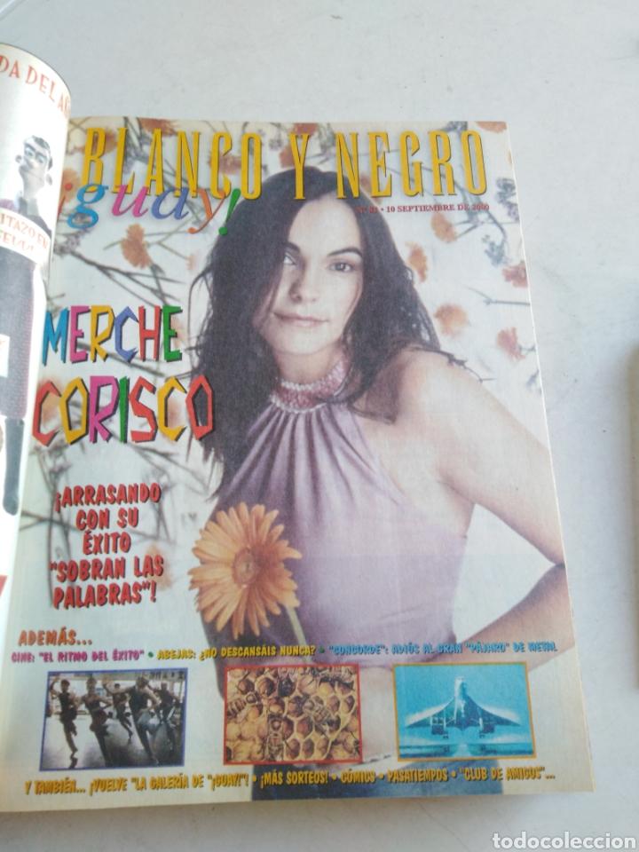 Cómics: Lote de 39 revistas blanco y negro guay ( 2000-2001 ) - Foto 8 - 212996473