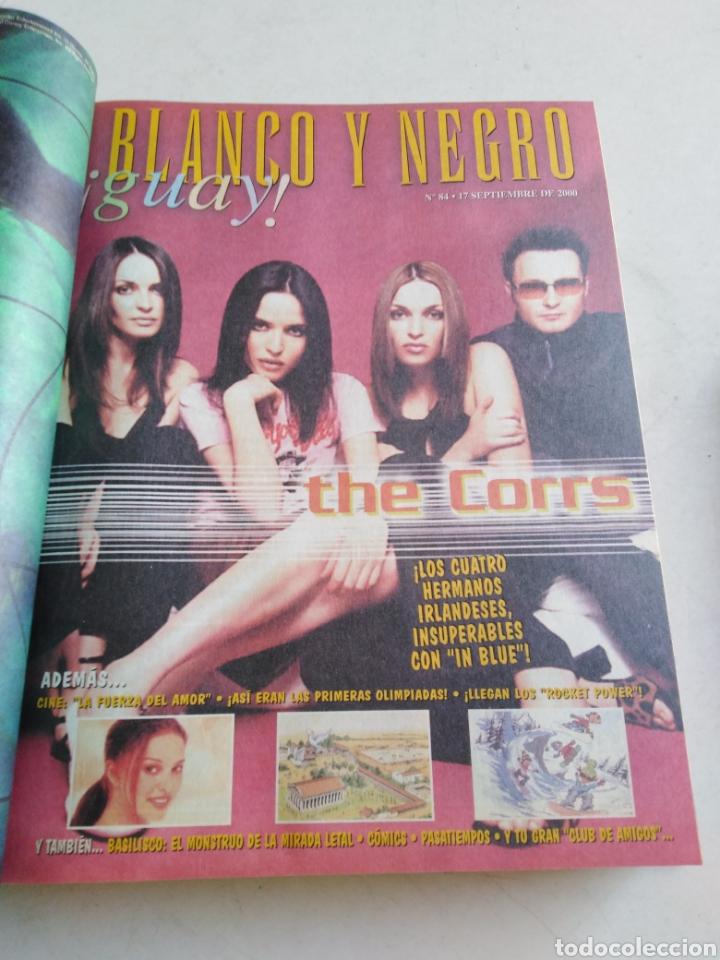 Cómics: Lote de 39 revistas blanco y negro guay ( 2000-2001 ) - Foto 9 - 212996473