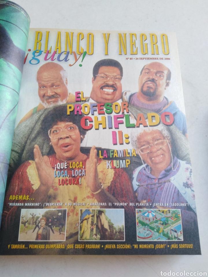 Cómics: Lote de 39 revistas blanco y negro guay ( 2000-2001 ) - Foto 10 - 212996473