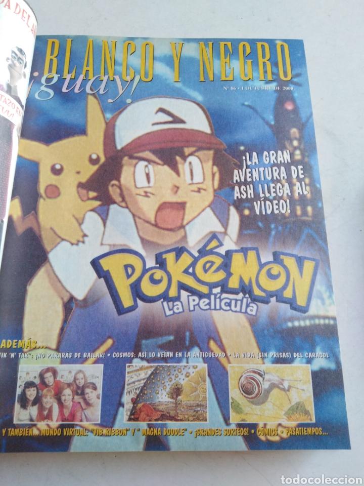 Cómics: Lote de 39 revistas blanco y negro guay ( 2000-2001 ) - Foto 11 - 212996473