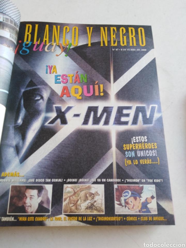 Cómics: Lote de 39 revistas blanco y negro guay ( 2000-2001 ) - Foto 12 - 212996473