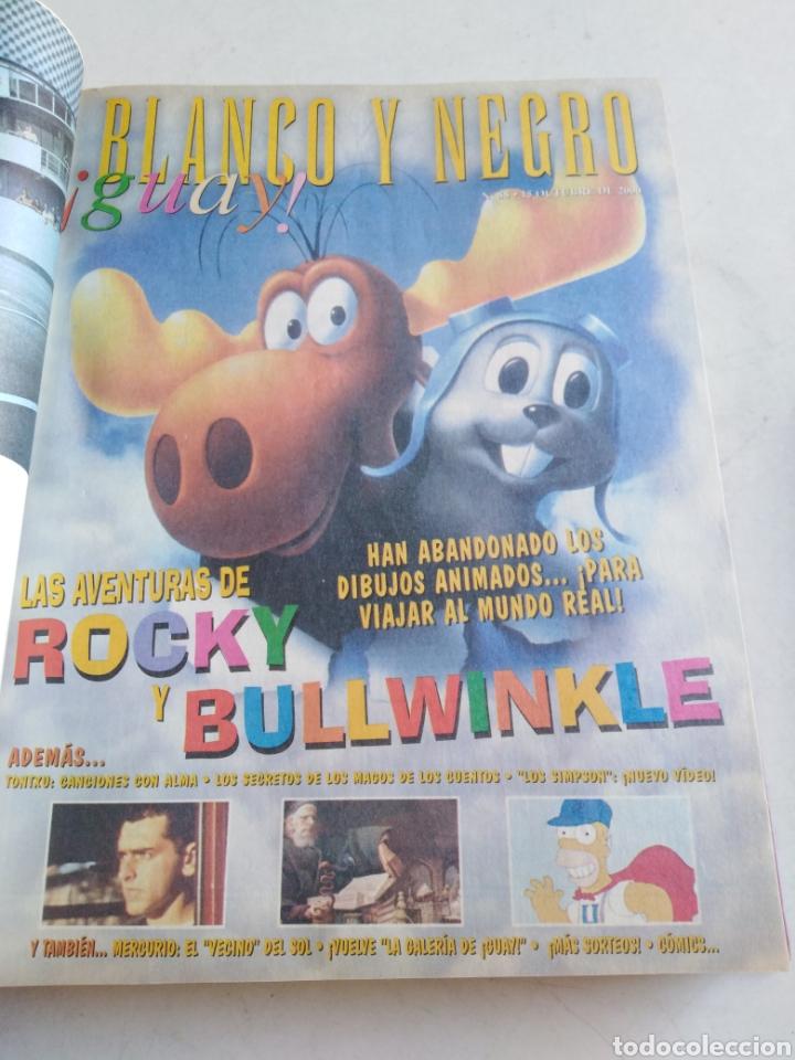 Cómics: Lote de 39 revistas blanco y negro guay ( 2000-2001 ) - Foto 13 - 212996473