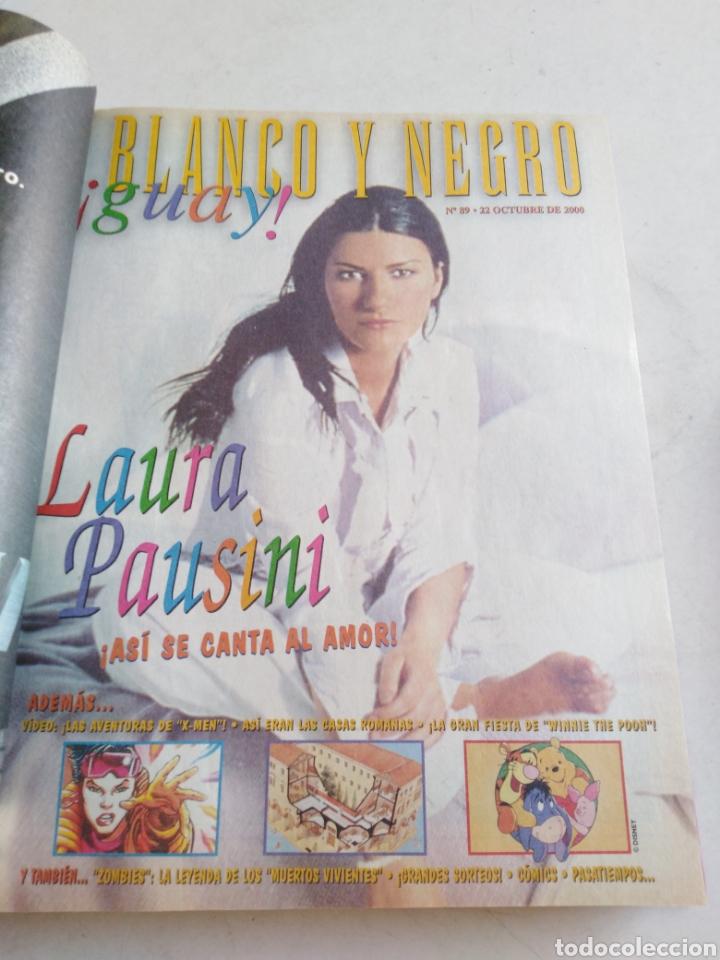 Cómics: Lote de 39 revistas blanco y negro guay ( 2000-2001 ) - Foto 14 - 212996473