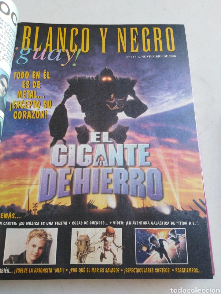 Cómics: Lote de 39 revistas blanco y negro guay ( 2000-2001 ) - Foto 17 - 212996473
