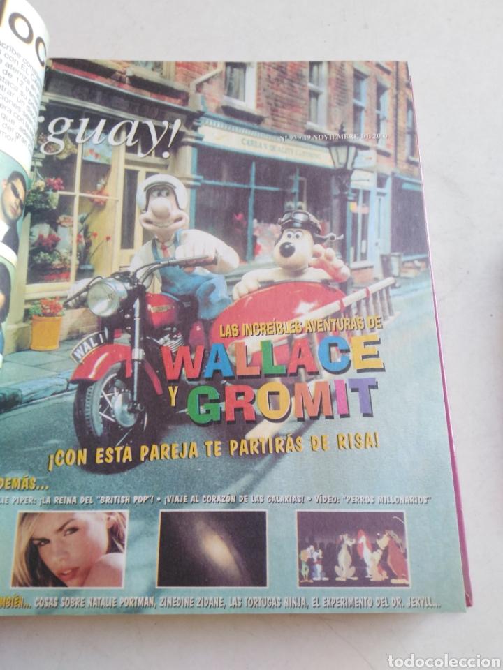 Cómics: Lote de 39 revistas blanco y negro guay ( 2000-2001 ) - Foto 18 - 212996473