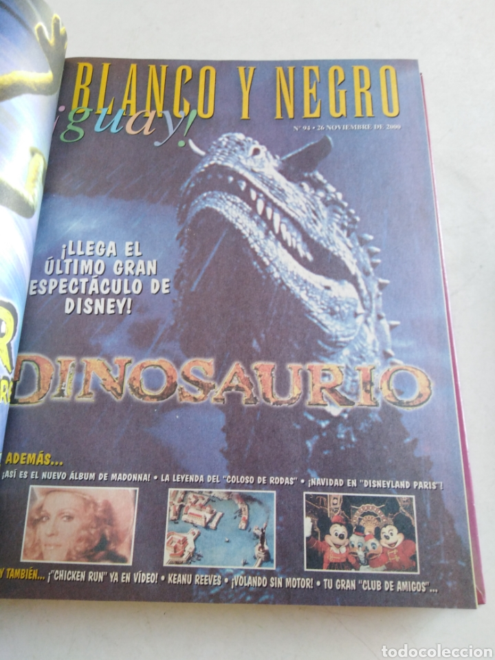 Cómics: Lote de 39 revistas blanco y negro guay ( 2000-2001 ) - Foto 19 - 212996473