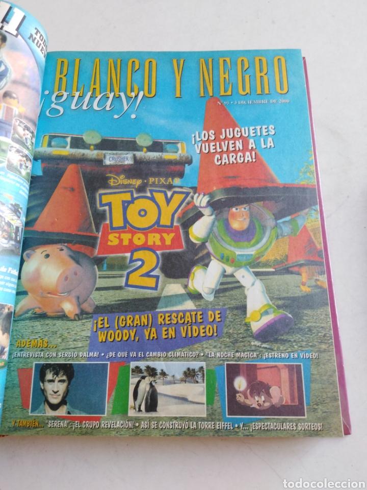 Cómics: Lote de 39 revistas blanco y negro guay ( 2000-2001 ) - Foto 20 - 212996473