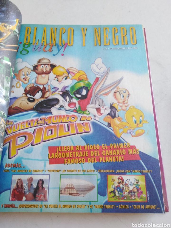 Cómics: Lote de 39 revistas blanco y negro guay ( 2000-2001 ) - Foto 21 - 212996473
