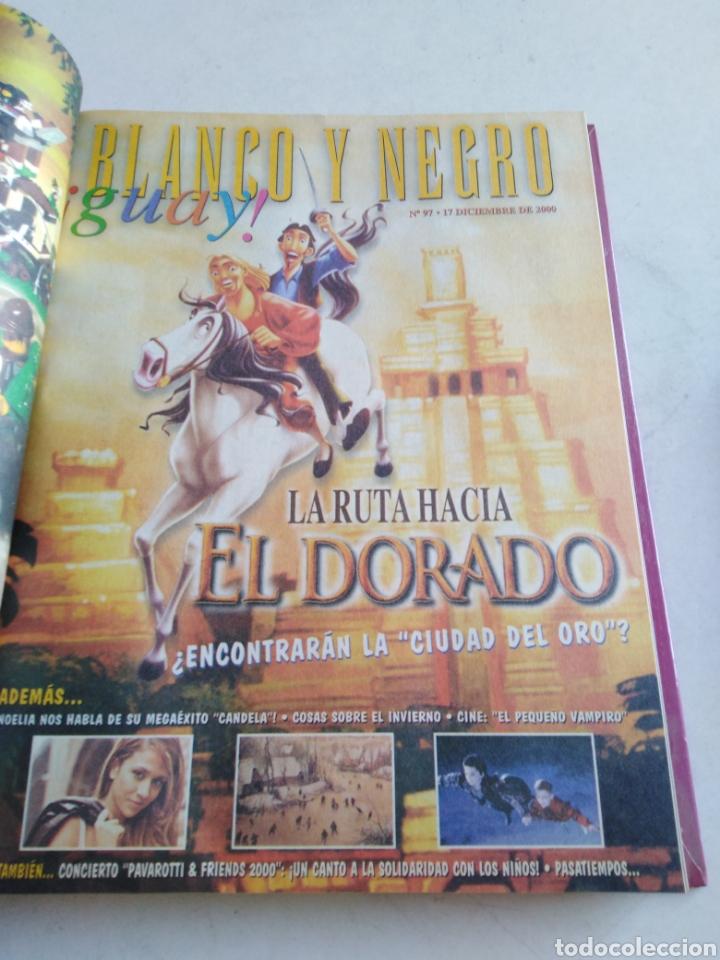 Cómics: Lote de 39 revistas blanco y negro guay ( 2000-2001 ) - Foto 22 - 212996473