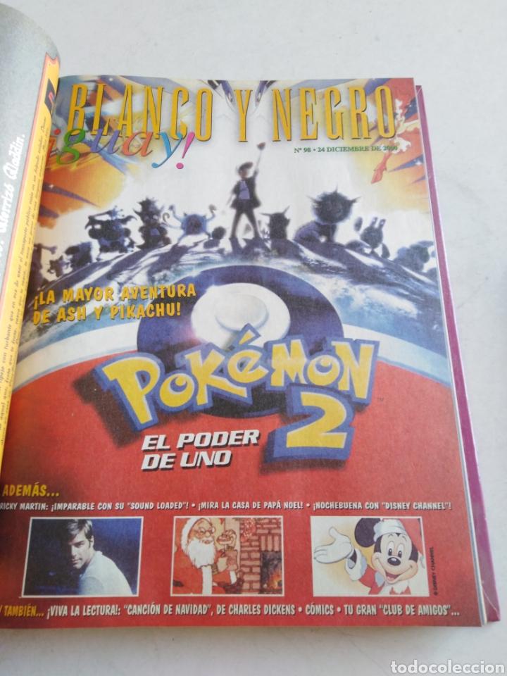 Cómics: Lote de 39 revistas blanco y negro guay ( 2000-2001 ) - Foto 23 - 212996473