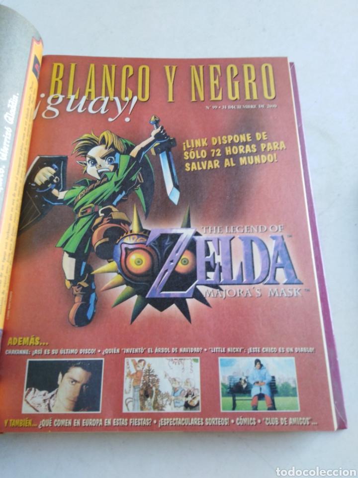 Cómics: Lote de 39 revistas blanco y negro guay ( 2000-2001 ) - Foto 24 - 212996473