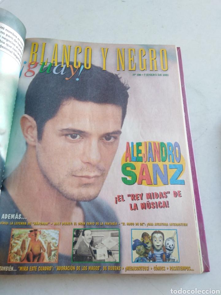 Cómics: Lote de 39 revistas blanco y negro guay ( 2000-2001 ) - Foto 25 - 212996473