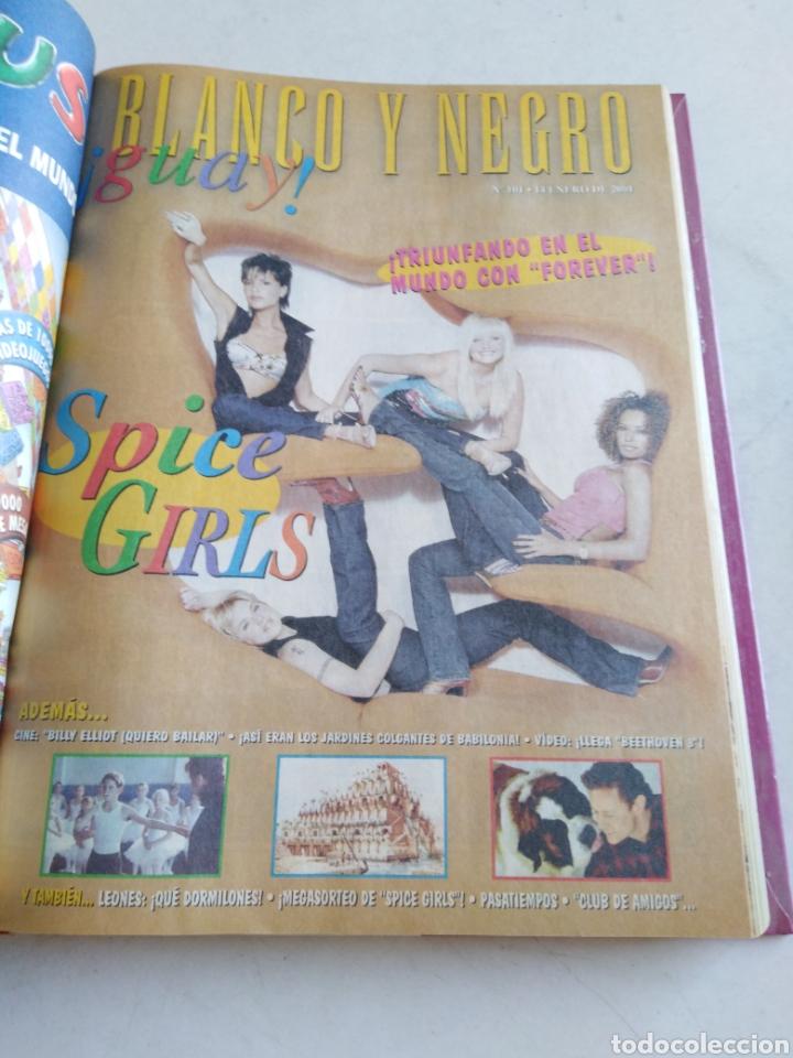 Cómics: Lote de 39 revistas blanco y negro guay ( 2000-2001 ) - Foto 26 - 212996473
