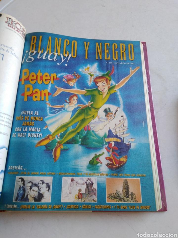 Cómics: Lote de 39 revistas blanco y negro guay ( 2000-2001 ) - Foto 29 - 212996473