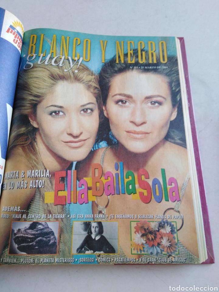 Cómics: Lote de 39 revistas blanco y negro guay ( 2000-2001 ) - Foto 30 - 212996473