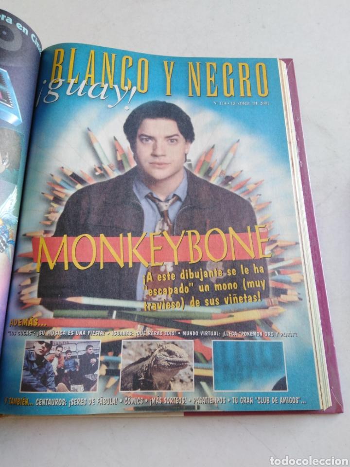 Cómics: Lote de 39 revistas blanco y negro guay ( 2000-2001 ) - Foto 33 - 212996473