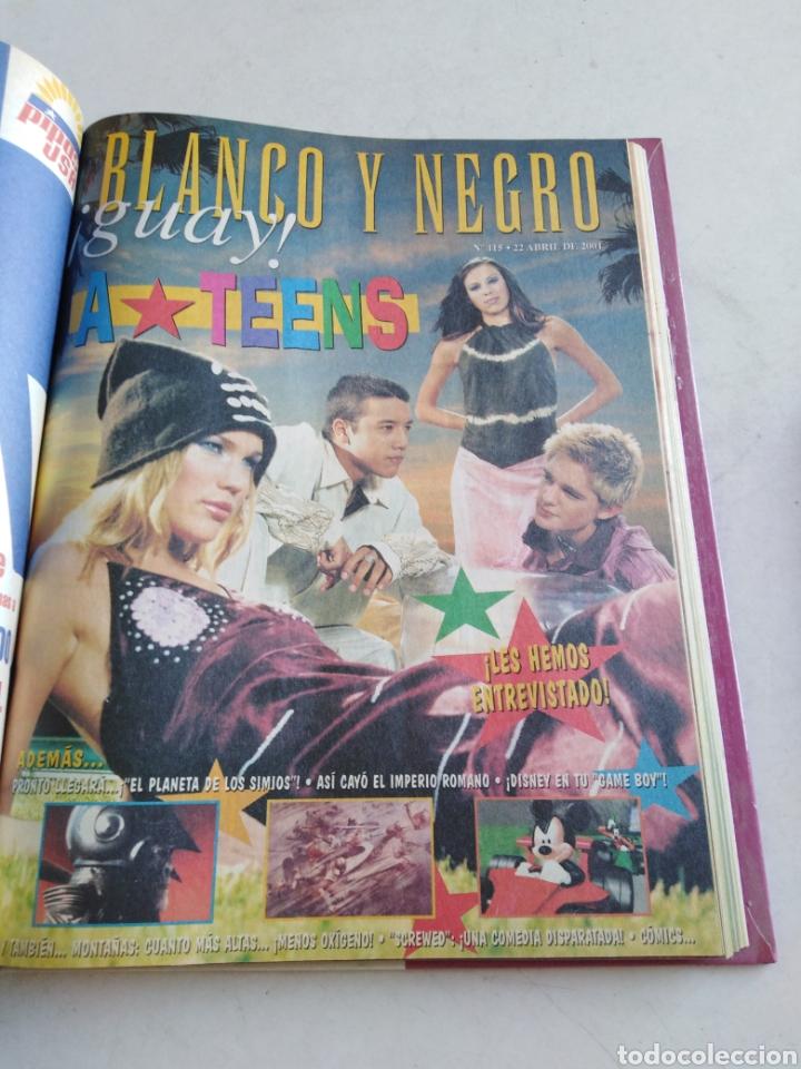 Cómics: Lote de 39 revistas blanco y negro guay ( 2000-2001 ) - Foto 34 - 212996473