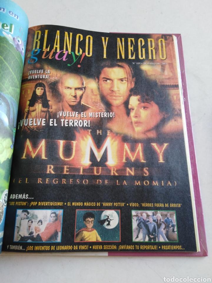 Cómics: Lote de 39 revistas blanco y negro guay ( 2000-2001 ) - Foto 38 - 212996473