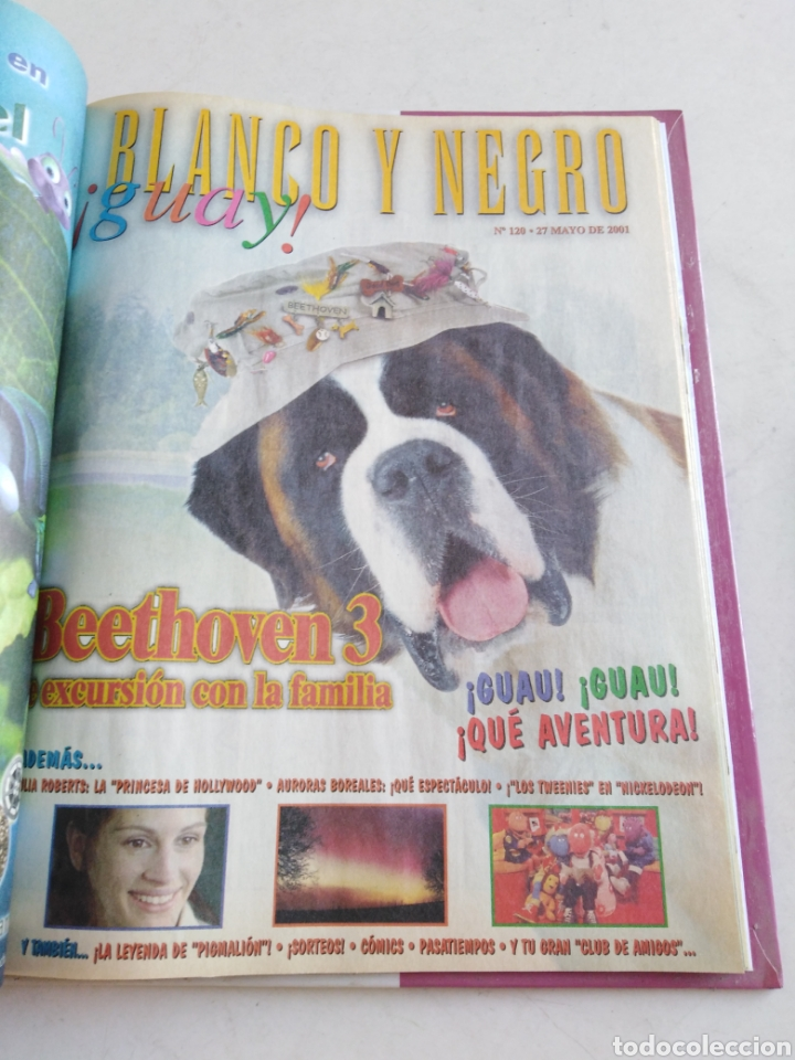 Cómics: Lote de 39 revistas blanco y negro guay ( 2000-2001 ) - Foto 39 - 212996473