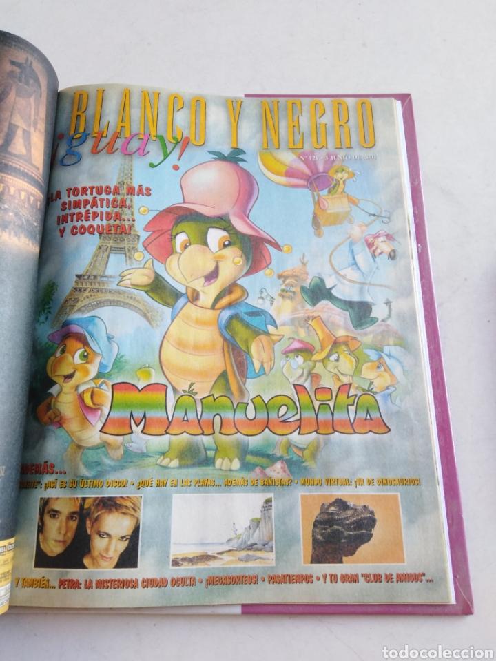 Cómics: Lote de 39 revistas blanco y negro guay ( 2000-2001 ) - Foto 40 - 212996473