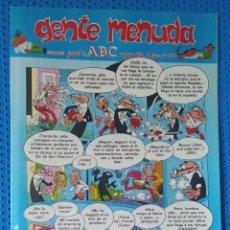 Cómics: ~ CÓMIC GENTE MENUDA ABC MORTADELO Y FILEMÓN , NÚMERO 238, JUNIO 1994, PREGUNTE POR SUS FALTAS ~. Lote 213123067
