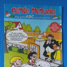 Cómics: ~ CÓMIC GENTE MENUDA ABC ZIPI Y ZAPE , NÚMERO 239, JUNIO 1994, PREGUNTE POR SUS FALTAS ~. Lote 213123076