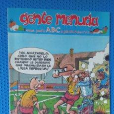 Cómics: ~ CÓMIC GENTE MENUDA ABC MORTADELO Y FILEMÓN , NÚMERO 243, JULIO 1994, PREGUNTE POR SUS FALTAS ~. Lote 213123111