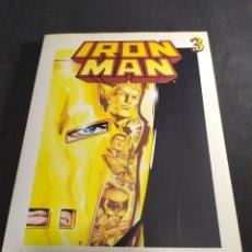 Cómics: IRON MAN NÚMERO 3 GRANDES HEROES DEL CÓMIC BIBLIOTECA EL MUNDO. Lote 213781781