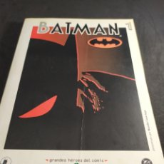 Cómics: BATMAN NÚMERO 1 GRANDES HEROES DEL CÓMIC BIBLIOTECA EL MUNDO. Lote 213782176