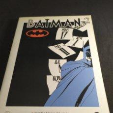 Cómics: BATMAN NÚMERO 2 GRANDES HEROES DEL CÓMIC BIBLIOTECA EL MUNDO. Lote 213782241
