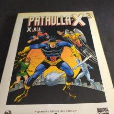 Cómics: PATRULLA X NÚMERO 3 GRANDES HEROES DEL CÓMIC BIBLIOTECA EL MUNDO. Lote 213783051
