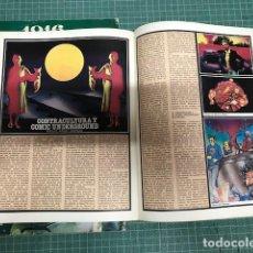 Cómics: LOTE TRES REVISTAS COMIC UNDERGROUND.. Lote 214569105